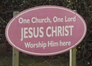 Worship Him here